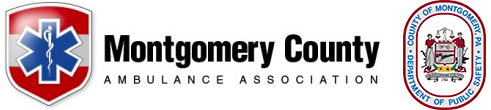 Montgomery County Ambulance Logo